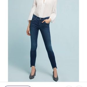 Anthropologie jeans tags still on!